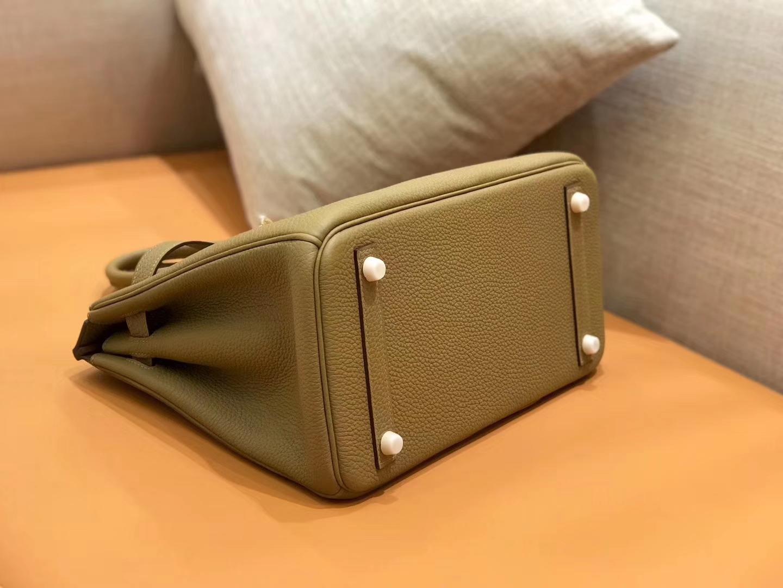 Hermès(爱马仕)新增现货 birkin 铂金包 德国进口小牛皮 新颜色 30cm
